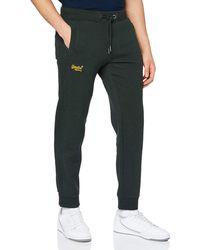 Superdry OL Classic Jogger Pantalons de survêtement - Bleu