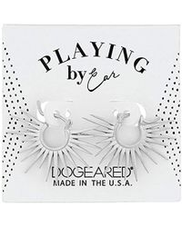 Dogeared - S Playing By Ear Wing Lip Card Ray Huggies - Lyst