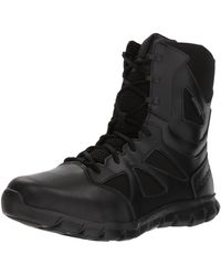 Reebok Sublite Cushion Tactical RB8806 Military Boot - Nero