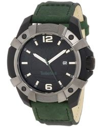 Timberland 13326jpbu_02 Chocorua Analog 3 Hands Date Watch - Multicolor