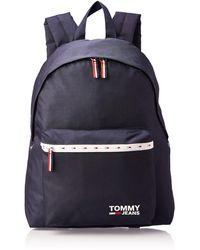 Tommy Hilfiger Tommy Jeans Cool City Marine Sac à Dos - Bleu