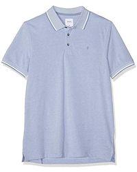 Shirt Burton Tone Two Polo London Swear Pique Blue TJclFK13