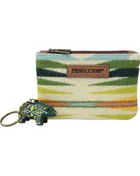 Pendleton - Zip Pouch With Keychain - Lyst