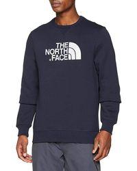 The North Face Sweat-shirt pour homme - Bleu