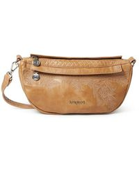 Desigual - Pu Shoulder Bag - Lyst