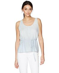 AG Jeans - Alicia Sleeveless - Lyst