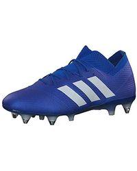 Adidas Men's X 18.1 Fg SyelloCblackFtwwht Football Boots 7