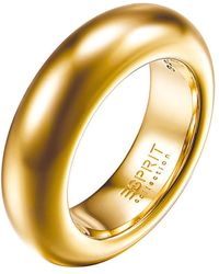 Esprit Ring perimagna gold Gr.58 ELRG91573C180 - Mettallic