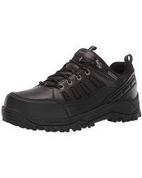 14a1b817376 Ralph Lauren Acworth Hiker Black Leather in Black for Men - Lyst
