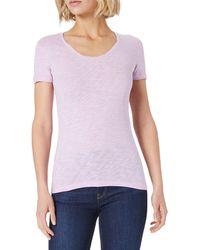 Marc O'polo 102226151057 T-shirt - Purple