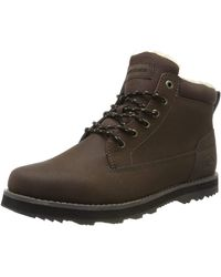 Quiksilver Mission V-shoes Slouch Boots - Brown