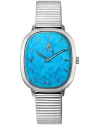 Tous Montre Analogique Quartz Acier Inoxydable Bracelet 000351655 - Bleu