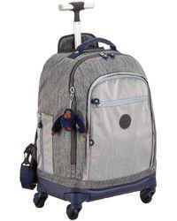 Kipling Echo School Bag - Grey