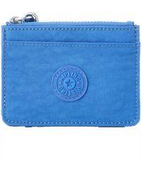 Kipling Cindy 's Wallet - Blue