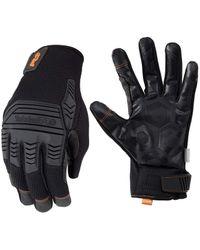 Timberland PRO Work Glove with PU Palm - Schwarz
