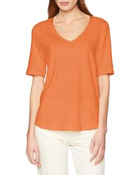 Marc O'polo 902209151025 T-shirt - Orange