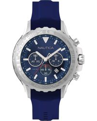 Nautica Horloge NAD18534G - Noir