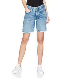 Pepe Jeans Belife Short Badeshorts - Blau