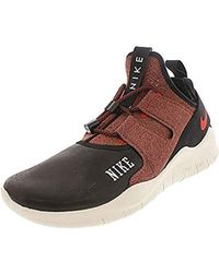 62cdad80cd68 Nike Free Rn Cmtr 2018 Low-top Sneakers in Gray for Men - Lyst