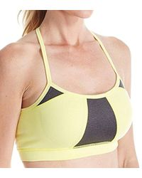 Steve Madden - Color-block Low-impact Bra - Lyst