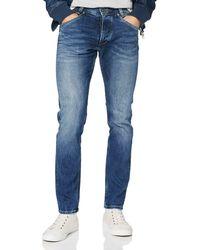 Pepe Jeans Spike, Vaqueros para Hombre, Azul (Denim Z23), W34/L30