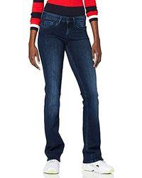 Pepe Jeans Violet Jeans Boyfriend Donna