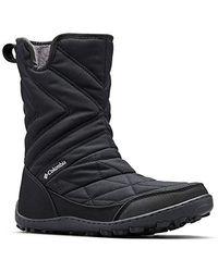 Columbia Minx Slip Iii Mid Calf Boot - Black