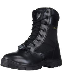 Skechers Wascana-athas Military And Tactical Boot - Black