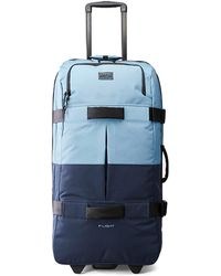Rip Curl F-light Global 100l Combi S Luggage One Size Blue
