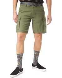 O'neill Sportswear Filbert Cargo Shorts 32 Inch Winter Moss - Green