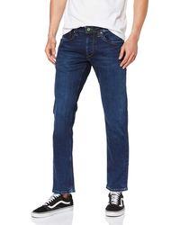 Pepe Jeans Cash Pm200124 Straight Jeans - Blau