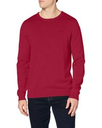 S.oliver 130.10.011.17.170.2055957 Pullover - Rot
