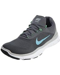 f36f0530d5bc2 Nike Free Trainer V7 in Gray for Men - Lyst
