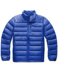 The North Face Aconcagua Jacket - Blue