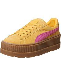 PUMA Low Sneakers & Tennisschuhe - Mehrfarbig