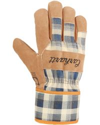 Carhartt WB Waterproof Breathable Suede Work Glove with Safety Cuff Winter-Handschuhe - Mehrfarbig