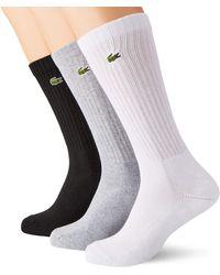 Lacoste Ra2099 Socks - Black