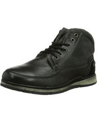 S.oliver 16236 High-Top - Schwarz