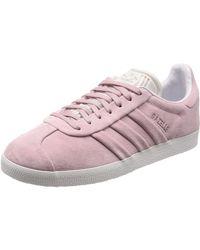 adidas Gazelle Stitch and Turn W - Rose