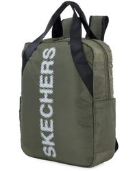 Skechers Backpack With Double Upper Handle. S901 - Green