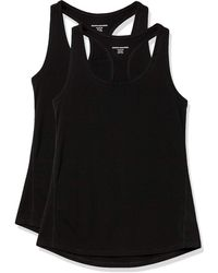 Amazon Essentials Studio Lightweight Racerback Tank Top-And-Cami-Shirts - Nero