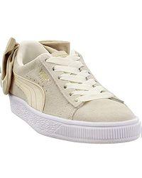 Lyst PUMA Suede Bow Wn's Sneaker