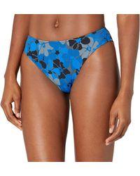 Amazon Essentials Classic Bikini Swimsuit Bottom - Blue