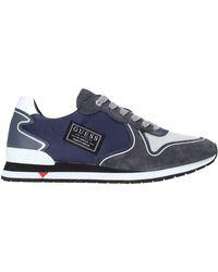 Guess Sneakers Navy FM7NGLSUE12 - Bleu