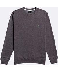 Billabong Sweatshirt - - Xxl - Black