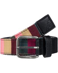 Roxy Stripe Mexican Belt for - Mehrfarbig