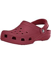 Crocs™ Classic - Rojo