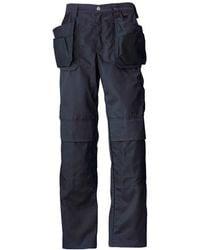 Helly Hansen Ashford Construction Trousers Size C152 Marine - Blue