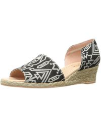French Sole Rapture Wedge Pump - Multicolor