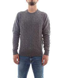 Tommy Hilfiger - Cable C-nk Cf Sweatshirt - Lyst